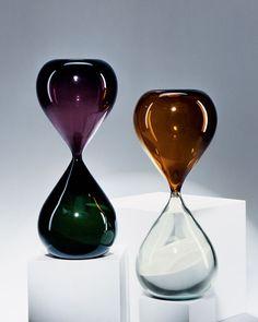 Clessidra hourglass by Venini