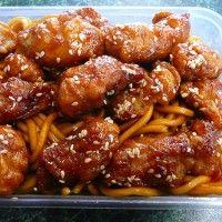 Slow Cooker Chicken in Honey Sauce