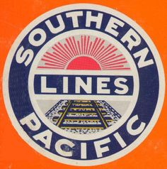 Southern Pacific Railroad Logo | Southern Pacific Home Page