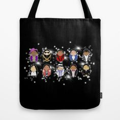 MJ+Tiggles+Tote+Bag+by+Laura's+Lovelies+-+$22.00