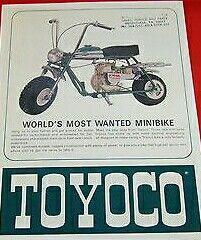 TOYOCO minibike
