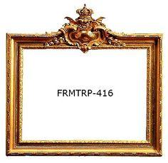 Swedish Louis XV Frame | UltimateCarver.com