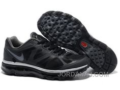 best cheap b13a9 13f00 Wholesale Cheap Mens Nike Air Max 2012 Black Metallic Cool Grey Shoes The  Most Flexible Running Shoes
