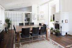 Kivitalot | TaloTalo | Rakentaminen | Remontointi | Sisustaminen | Suunnittelu | Saneeraus #kivitalo #ruokailutila #sisustus #stonehouse #diningroom #decor #talotalo