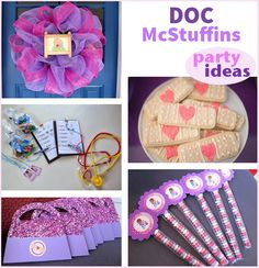 doc mcstuffins party ideas | there s a new doc in town little doc mcstuffins from disney junior has ...