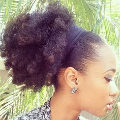 Glorious puff @chinagirltash http://blackhair.cc/1jSY2ux