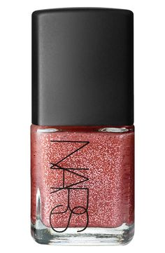 Currently wearing this sparkling 'Arabesque' Nars polish.