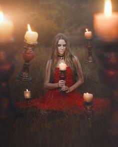 nice 30+ Beautiful Witch Photoshoot Ideas