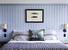 Watsons Bay Boutique Hotel has been given a nautical refurbishment : Interior stylist Sibella Court has worked her magic on the iconic Sydney boutique hotel. Hotels Room, Hotel, Interior Stylist, Australian Homes, Best Hotels, Hotel Owner, Functional Design, Outdoor Bathtub, Refurbishing