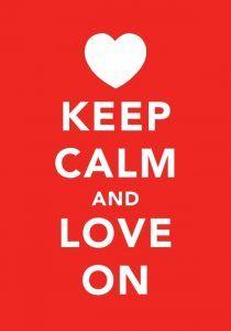 Keep calm and carry on: o que significa? - Inglês com Ana Cuder