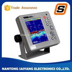 """ODM 6 Inch Fish Finder Sonar with transducer , Echo Sounder"""