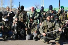 Syrian Rebels Now Have Chemical Weapons