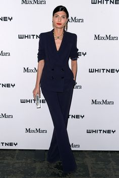 Giovanna Battaglia At 2013 Whitney Museum Art Party
