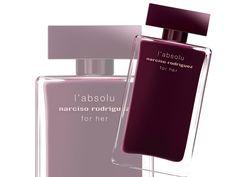 Narciso Rodriguez presenta L'Absolu La nueva fragancia del diseñador.