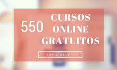 550 cursos universitarios online y gratuitos que inician en Abril 2016