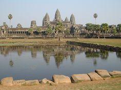 Angkor Wat Cambodia by K Pings