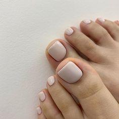 Black Toe Nails, Pretty Toe Nails, Cute Toe Nails, Coffin Nails Matte, Toe Nail Color, Toe Nail Art, Nail Art Diy, Nail Colors, Hair And Nails