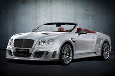 2012 Mansory Bentley Continental GTC
