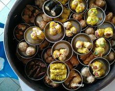 Sandakan food hunting. Cheap and good dim sum at Ipoh Restaurant Mile 8 Ipoh Restaurant Mile 8 Sandakan