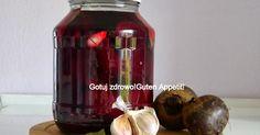 kiszenie buraków Polish Recipes, Fermented Foods, Natural Medicine, Pickles, Chutney, Cucumber, Food To Make, Food And Drink, Smoothie
