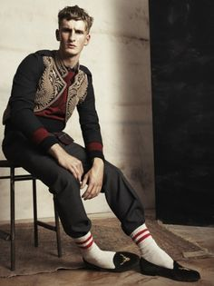 Jacob Sutton - Fashion