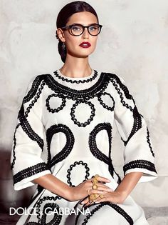 fba9c17d44c7 Dolce and Gabbana Eyewear Ad Campaign Spring Summer 2015