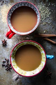 Homemade Coconut Cha