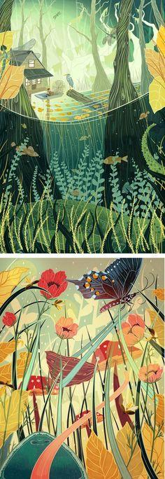 Kailey Whitman illustration