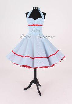 Romantisches Petticoatkleid  Art.: 83
