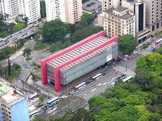 Museum of Art,  São Paulo (MASP) - São Paulo, Brazil;  photo by Visit Brasil, via Flickr