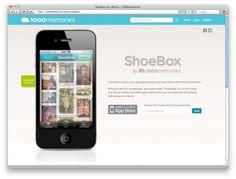 shoebox: photo scanning app