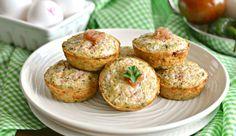 Quinoa Salsa Egg Muffins - Eggland's Best