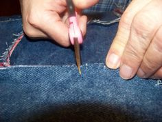 Rag Quilts - How to make a Denim Rag Quilt