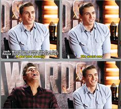 Dave Franco and Zac Efron interview GIFset   too handsome!!1