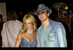 Britney Spears says she's totally up for a duet with Justin Timberlake