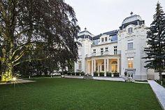 Imperial mansion in Vienna, Austria