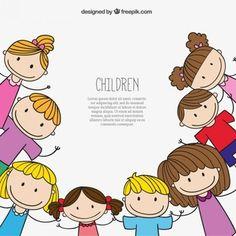 Fondo de los niños