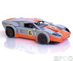 Ford GT40 Lego