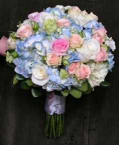 Blue Bridal Bouquet BW10611 Wedding Flowers Phoenix Phoenix
