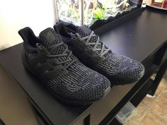 Thoughts on lace swap with pirate black laces on the Triple Black/Silver Ultraboosts?