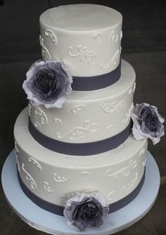Charcoal Gray by Alliance Bakery, via Flickr
