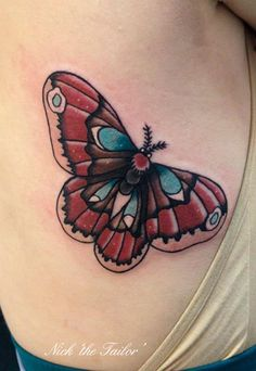 Not the tattoo, the traditional color is my interest.