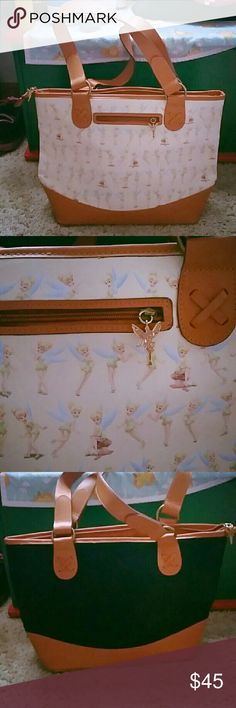 Tinkerbell purse Never use  I got it for $60 Disney Bags Crossbody Bags