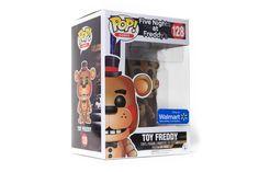 POP! Games: Five Nights At Freddy's - Toy Freddy
