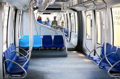 #Bombardier #monorail #railway #rollingstock #interior #interior #design