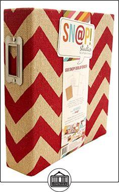 Simple Stories cinta de fijación cartón 15,2x 20,3cm), color rojo  ✿ Regalos para recién nacidos - Bebes ✿ ▬► Ver oferta: http://comprar.io/goto/B00JBMX2XK