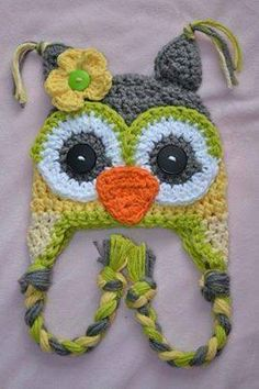 Corujinha . Crochet for everyone <3 #ilovecrochet #crochetshirts