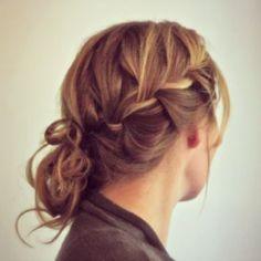 A relaxed braid. #hair #hairdo #braid #boho #bohochic #beauty #hiukset #letti #hiushuonedandy #hairytales #lettikampaus