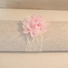 idees serviettes j'aime bien le simple!
