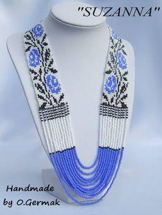 Beaded Earrings Patterns, Bead Loom Patterns, Beaded Choker, Bead Jewellery, Beaded Jewelry, Beaded Bracelets, Handmade Jewelry, Beaded Crafts, Jewelry Crafts